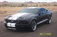 2005 Black Mustang GT Pictures - Justin '05