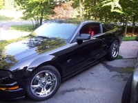 2005 Dark Night Black Mustang GT- Ryan Shanahan 05