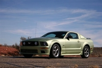 2005 Lime Green Mustang GT Pictures- Sam '05