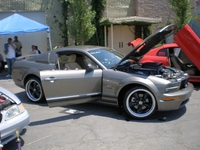 2005 Mineral Gray Mustang GT - Nick Crawford '05