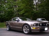 2005 Mineral Grey Mustang GT- Andy Stapor '05