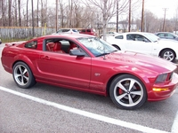 2005 Redfire Mustang GT - Mike Kovacevich '05