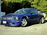2005 Sonic Blue Mustang GT - Richard Sutherland '05