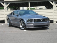 2006 Grey Tungsten Mustang GT