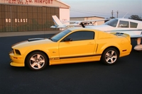 2006 Yolk Yellow Mustang GT Pictures- James Gallimore '06