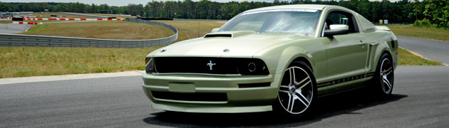 2007 Ford Mustang ('07)