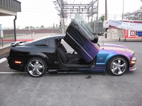2007 Mystic Chrome Mustang GT Convertible - Bob Crass '07