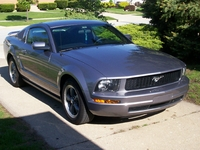2007 Tungsten Gray Mustang V6 - Rich Bierman '07