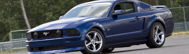 2008 Ford Mustang ('08)