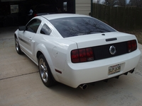 2008 Performance White Mustang GT/CS - Anthony Kveder '08