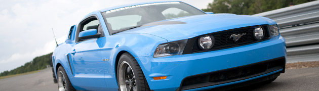 2010 Ford Mustang ('10)
