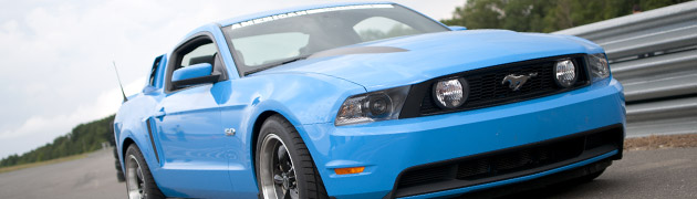 2011 Ford Mustang ('11)