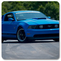 2011 GT Mustang Project Car