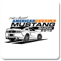 2013 AmericanMuscle Car Show