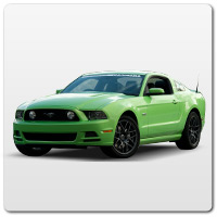 2013 Ford Mustang ('13)