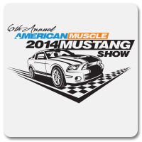 2014 AMERICANMUSCLE CAR SHOW