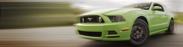 2014 Ford Mustang ('14)