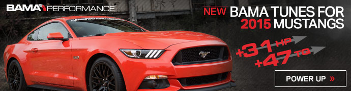 2015 Mustang Chips & Tuners