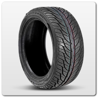 245/45-19 Mustang Tires