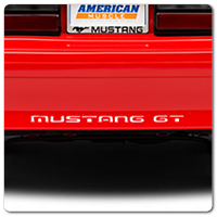 79-93 Mustang Bumper Inserts