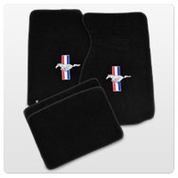 79-93 Mustang Floor Mats and Carpet