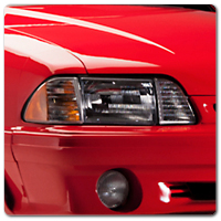 79-93 Mustang Headlights