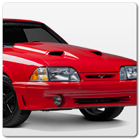 79-93 Fox Body Mustang Hoods