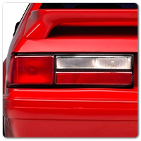79-93 Mustang Restoration Tail Lights