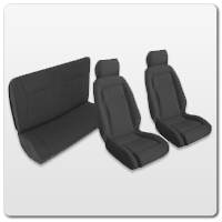 79-93 Mustang Seats, Seat Covers & Upholstery