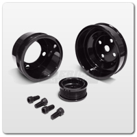 79-93 Mustang Underdrive Pulleys