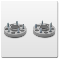 79-93 Mustang Wheel Spacers and Studs