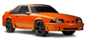 79-93 Mustang Rear Window Louvers
