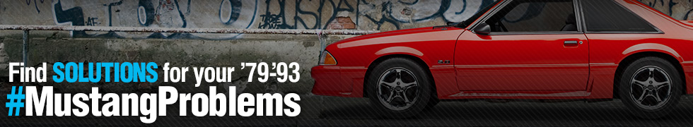 79-93 Solutions for your #MustangProblems