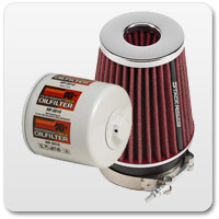 94-98 Mustang Air, Oil and Fuel Filters