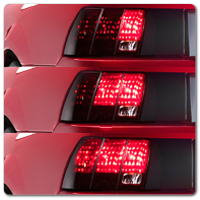 94-98 Mustang Sequential Tail Lights