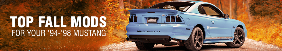 94-98 Mustang Top Fall Mods