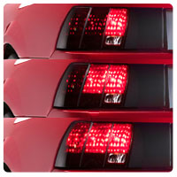 99-04 Mustang Sequential Tail Lights