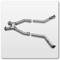 99-04 Mustang Stock Length X-Pipes