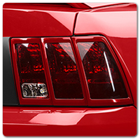 99-04 Mustang Tail Light Trim and Bezels