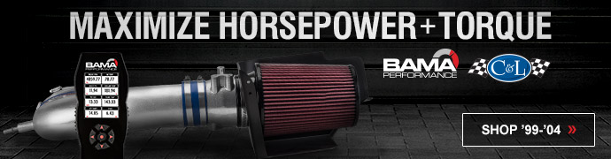 99-04 Mustang Engine Parts