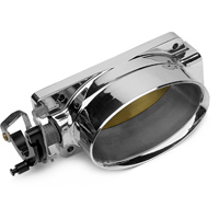 Accufab Oval Throttle Body (96-98 Cobra; 01 Bullitt)