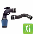 AFE Stage 2 Cold Air Intake Kit (99-04 GT) - Installation Instructions