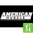 American Muscle Quarter Window Mustang Decal - Installation Instructions