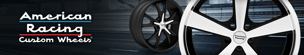American Racing Mustang Wheels