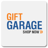 AmericanMuscle Holiday Gift Garage