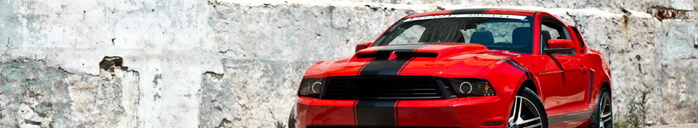 AmericanMuscle Specials & Sales