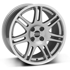 Anthracite 10th Anniversary Style Wheels (1987-1993)