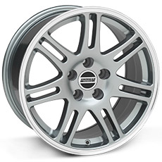 Anthracite 10th Anniversary Style Wheels (99-04)