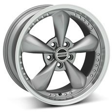Anthracite Bullitt Motorsport Wheels (10-14)
