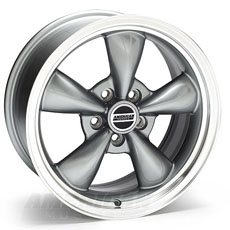 Anthracite Bullitt Wheels (99-04)